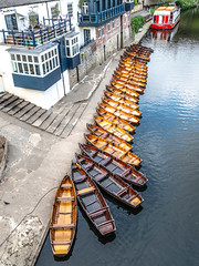 Boats. (CWhatPhotos) Tags: cwhatphotos photographs photograph pics pictures pic picture image images foto fotos photography that have which with contain durham city day out about around may 1st 201 boat boats river wear house pub bar water 9