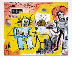 Paris, France v. 75 (lumierefl) Tags: paris îledefrance france europe europeanunion eu art artist painting haitian puertorican andywarhol neoexpressionist 21stcentury