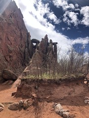 Garden of the Gods in Colorado Springs, Colorado (Hazboy) Tags: 2019 may rocks springs colorado gods garden hazboy1 hazboy