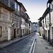 Quiet Street in Santiago