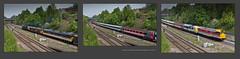 A long train move of classic traction to the KWVR at Masbrough Station - 1140+144+148 (Views in Camera) Tags: masbroughstation holmesjunction gbrf greatbritainrailfreight class47 47727 d1629 edinburghcastle class50 50014 d414 warspite 50031 d431 hood class41 brprototypehst 41001 class97 97205 31163 d5581 5z56 leicesterliptokeighleyworthvalleyrailway brintercitycoaches restaurantcar m1x205 firstclass m12092 m11074 virgintrainscoaches 12087 12134 ecs emptycoachingstock freightliner class66 66419 66554 4095 leedsflttosouthamptonmct 66742 portofimminghamcentenary19122012 4e34 southamptonwesterndockstodoncasteriportterminal crosscountrytrains class221 voyager 221xxx 1o88 newcastletosouthamptoncentral transpenninetrains arrivalivery class185 185149 1b76 manchesterairporttocleethorpes northmidland wincobankjunction signals0423 signals0425 templeboroughbiomass holmeswestsidings midlandironworks masbroughgoodsloop masbroughstationsouthjunction