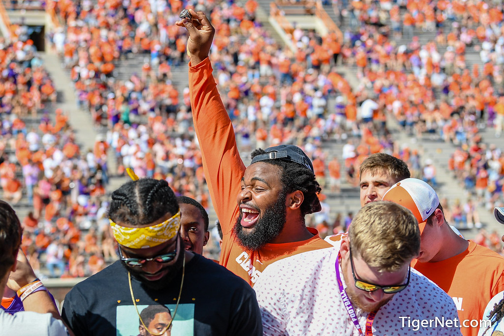 Clemson Photos: Christian  Wilkins, 2019, Football