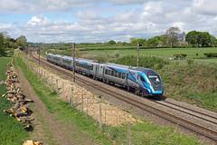 397003 Acton Bridge 2nd May 2019 (John Eyres) Tags: 397003 passing acton bridge with 3q52 1106 carlisle manchester international depot longsight test run 020519
