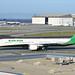 Eva Airways 777 B-16740 at SFO