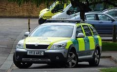 East Of England Ambulance - YF13 ARZ (999 Response) Tags: eastofenglandambulance yf13arz east of england ambulance skoda octavia 381