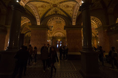 State Opera House Lobby (rschnaible) Tags: budapest hungary europe building architecture sightseeing state opera house indoors low light
