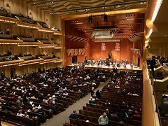 David Geffen Hall (Feast of Music) Tags: newyorkphilharmonic semyonbychkov brahms thomaslarcher