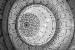 Texas (mhoffman1) Tags: austin elijahemyers rx100 texas blackandwhite dome monochrome rotunda statecapitol