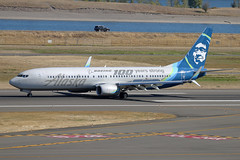 Alaska's Boeing 100 Years Strong Livery (planephotoman) Tags: boeing 737 739 737890 100yearsstrong n248ak aairlineairlinerpdx aircraftportland international airport pdx kpdx