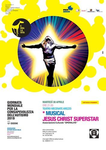 Jesus Christ Superstar al Teatro Mecenate