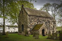 Escomb Church, near Bishop Aukland, Co Durham (DM Allan) Tags: escomb bishopaukland durham historic anglosaxon saxon