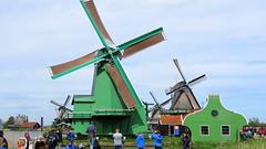 Zaanse Schans (willi.kampf) Tags: zanseschans zuidholland molen mühle mill windmolen windmühle windmill ngc dutchlandscape landscape dutch holland niederlande netherlands