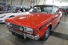 Ford P7 20M RS Coupé (1971) (Mc Steff) Tags: ford p7 20m rs coupé 1971 retroclassicsstuttgart2018