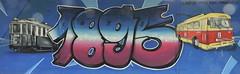 2019-05-03 Street Art in Teplice 9 (beranekp) Tags: czech teplice teplitz street art arriva trolley trolleybus trolebus trolejbus tradbus obus filobus škoda 9tr tramway tram tramvaj tranvia strassenbahn šalina elektrika električka old alt history trnovany anger turn
