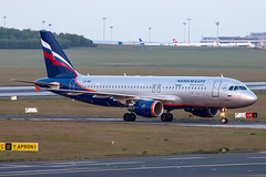 VQ-BIU (fakocka84) Tags: lisztferencairport lhbp aeroflot airbusa320214 vqbiu