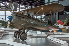 C-319  Curtiss P-6E Hawk (Peter Beljaards) Tags:
