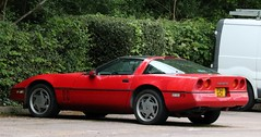 F94 ECK (Nivek.Old.Gold) Tags: 1989 chevrolet corvette 5700cc tuned port injection