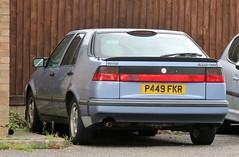 P449 FKR (Nivek.Old.Gold) Tags: 1996 saab 9000 cse turbo auto 2290cc