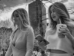 D7K_0572: Iced Coffee (Colin McIntosh) Tags: boston infrared nikon d7100 kolari 720nm 24mm f28nc manual focus candid street