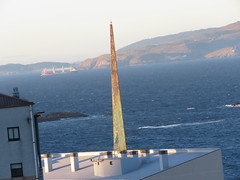 IMG_6296 (jesust793) Tags: torre milenio coruña mar sea