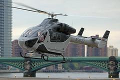 N902Z MD 900 Explorer (kertappa) Tags: img8652 n902z md 900 explorer london heliport battersea eglw