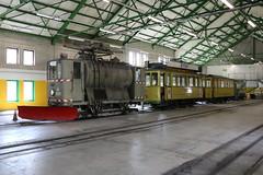 2019-04-12, ANAT/TN, Dépôt de Boudry (Fototak) Tags: tram strassenbahn neuchâtel switzerland tn anat atw 601 73 143 1