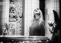 Memorial Chamber (Oleh Khavroniuk (Khavronyuk)) Tags: nikon nikkor d750 parliament canada ottawa ontario memorial chamber portrait portraiture retrato girl woman lady bw blackandwhitephoto blackwhite blackandwhite monochrome mono absoluteblackandwhite dof depthoffield angels memories beautiful lovely candid white new flickr geotagged digital indoor shadows
