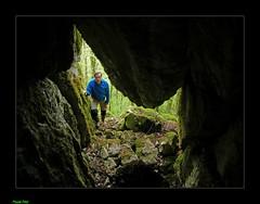 Grotte 1 des Petites Planchettes - Andelot En Montagne - Jura (inedit) (francky25) Tags: grotte 1 des petites planchettes andelot en montagne jura inedit spéléo première franchecomté gcpm prospection