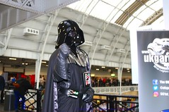 May The Fourth Be With You.........:) (law_keven) Tags: starwarsday maythe4th maythefourthbewithyou darthvader londonfilmandcomiccon olympia london england photography portraitphotography celebrity scifi starwars maytheforce theforce