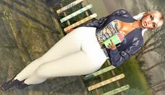 ღFashion Look 854ღ (ღMandarine12ღ) Tags: vision uber junkfood event hipstermens truth catwa head bento maitreya body mesh avatar girl sexy mode fashion look blog blogger sl secondlife