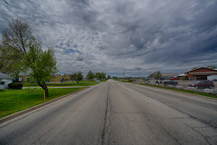 Moody Spring Afternoon (kendoman26) Tags: hdr nikhdrefexpro2 morrisillinois sonyalpha sonya6000 sel1628 sonyvclecu1 clouds sky
