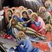 IMG_0030Q Lorenzo Monaco (Piero di Giovanni. 1370-1425. Florence.  The Lamention. 1408 Prague  National Gallery   Sternbersky Palac