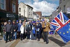 Bollox to Brexit (jacquemart) Tags: demonstration bolloxtobrexit brexit bollockstobrexit stroud gloucestershire