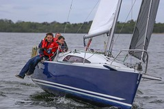 Through the gate (antrimboatclub) Tags: antrimboatclub boat sail sailing ireland sixmilewater loughneagh antrimbay antrim