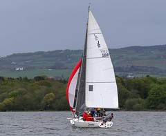 mixing it (antrimboatclub) Tags: antrimboatclub boat sail sailing ireland sixmilewater loughneagh antrimbay antrim