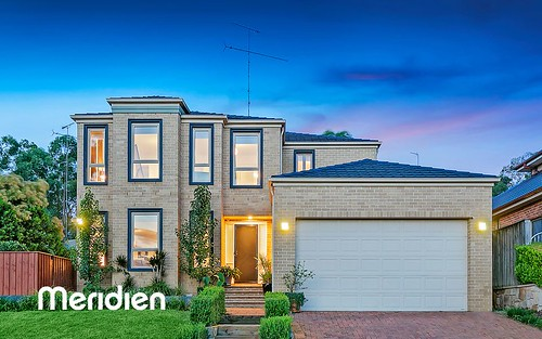 11 Paramount Crescent, Kellyville NSW 2155
