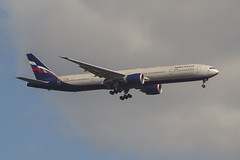 VP-BGB Aeroflot - Russian Airlines Boeing 777-3M0(ER) (Nathan_Ivanov) Tags: airplane aircraft vko vnukovo uuww spotting aeroflot boeing boeing777
