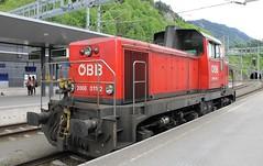 ÖBB 2068 011 (Ray's Photo Collection) Tags: feldkirch oebb 2068 011 austria oesterreich autriche öbb österreichischebundesbahnen
