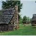 Schoenbrunn Memorial State Park, New Philadelphia, Ohio (1951)