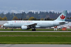 Air Canada C-FKCO (Howard_Pulling) Tags: aircanada airbus a320 yvr vancouver airport canada