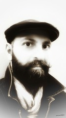 old style (Massimo Vitellino) Tags: portrait humanface selfie hdr blackandwhite perspective man conceptual contrast lights