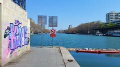386 Paris en Mars 2019 - Bassin de La Villette (paspog) Tags: paris france mars march märz 2019 bassindelavillette