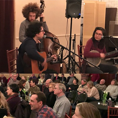 Jams at Jay - Bluegrass Collective - February 1, 2019