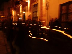 El Silencio (Song Catcher) Tags: seville sevilla semanasanta holyweek andalusia andalucia processions fraternities cofradias hermandades procesiones night light