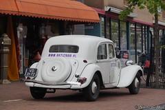 1951 Citroën Traction Avant 11 Sport (NielsdeWit) Tags: nielsdewit car vehicle vd2172 apeldoorn citroën traction avant 11 sport