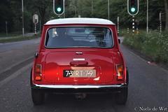 1977 Mini 1000 Special (NielsdeWit) Tags: nielsdewit car vehicle 73rt79 mini 1000 automatic ede special