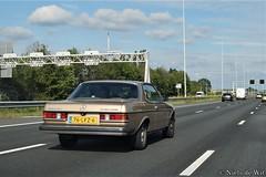 1984 Mercedes-Benz 300 CD Turbo Diesel (NielsdeWit) Tags: nielsdewit car vehicle 76lkz6 a12 driving mercedesbenz mercedes w123 c123 300 cd 300cd turbodiesel usspec
