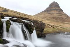 ICELAND - Kirkjufell Mountain (mda'skaly) Tags: iceland islande montagne cascade mountain waterfall landscape nature paysage snaefellsnes peninsula
