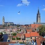 Bruges skyline thumbnail