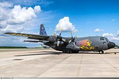 Lockheed C-130H Hercules Armée de l'Air F-RAPM 61-PM (Clément W.) Tags: lockheed c130h hercules armée de lair 61pm lfoj ore etapc